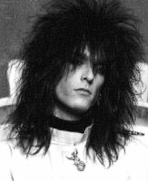 Nikki Sixx Photo Mosaic by whendt
