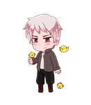 Chibi Prussia by blueoceaneyes101