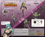 Morrigan Aensland Revoltech Style Figure Box Art 1 by PrimPalver