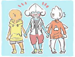 PKMNC - FRIENDSHIP by cherifish