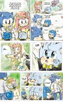 Sonic Got Amy Pregnant Pg 95 by sonicxamy09