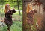Pixie Before After by annewipf