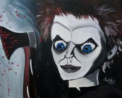 Seed of Chucky by AmandaPainter87