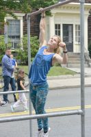 Summer Days Street Fair,Braving With Strength by Miss-Tbones