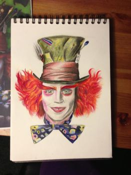 Mad as a hatter by Arejka