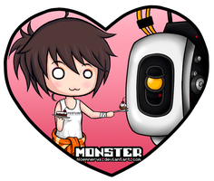 Monster Luv by Noemnerys