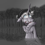 Colorless by MyMineAwesome