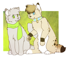 cool pals by ghost--scarves