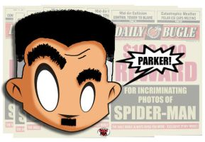 J JONAH JAMESON by DeadDog2007