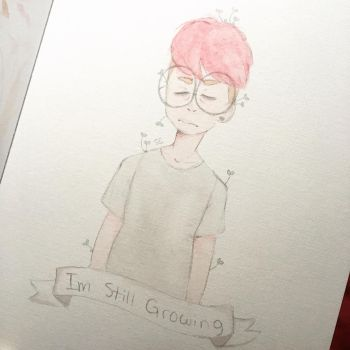I'm Still Growing  by sophdoodles