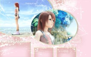 Kairi wallpaper by Kairi-Club