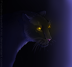 Black Panther by FoxdevilswildUnic