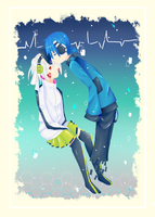 Konoha X Ene by KillerLiger3000
