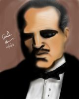 The Godfather by King-Arsalan-Monawar
