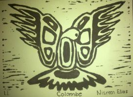 Colombe by nisreenelias