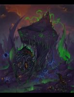 Lpos God of the Abyss final by Agreus
