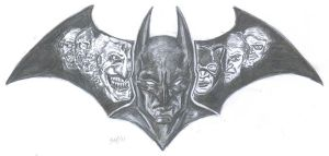 Batman: Arkham City by sebatman