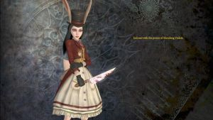 AliceMadnessReturns Rabbit by cytherina