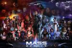 Mass Effect Poster (36x24) (Male Shepard) by TheJTizzle