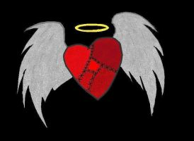 An_angels_heart_colored_ by RLPT07IDN