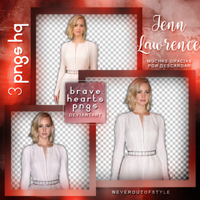 Png Pack 723 - Jennifer Lawrence by BraveHearts-PNGS
