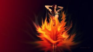 The Soul of Flame by MutantDesigns