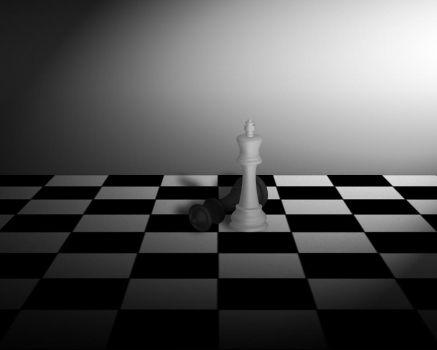 Chess - Checkmate by MAUXWEBMASTER