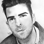 Zachary Quinto by snow2swamp99