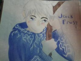 Jack Frost by Gwenathan
