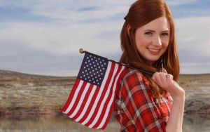 Amy Pond USA by watchall