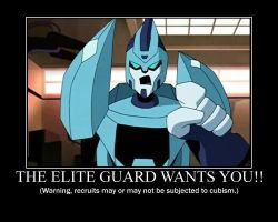 The Elite Guard Wants YOU by Dark-Anmut