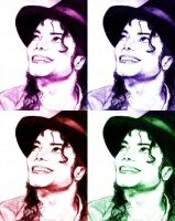 The Many Colors Of Michael by LTerri