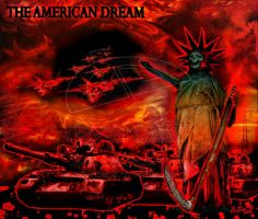American Dream:fbarok by No-More-Ignorance