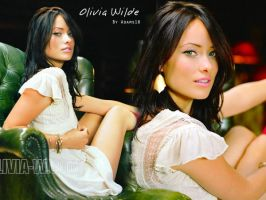 Olivia Wilde Beautiful by Adams18