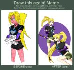Draw This Again Meme by Bad-Chocola94