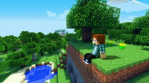 Minecraft Jack Adventure Forest Biome by Victim753