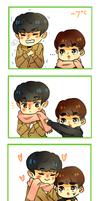 basically chansoo's relationship by poohzuru