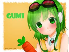 GUMI by UsamiNeko