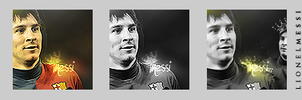 Messi - Icons by lebthug23