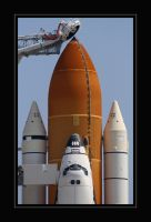 Endeavour, A different View by OpticaLLightspeed
