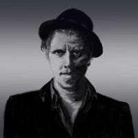 Tom Waits by davincipoppalag
