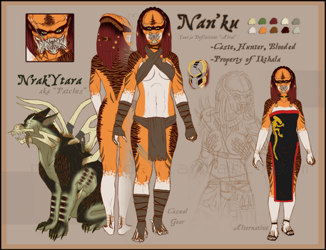 Reference :: Nan'ku -Ver.1 by Nanuka