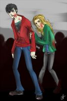 Warm Bodies by PlasmaUnicorn