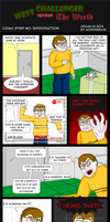 West Challenger vs. the World (Pilot strip) by AoiShinigami4444