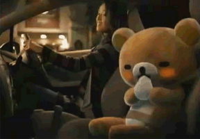 Rilakkuma Loves Rice Cake Gif by YellowKiiroitori