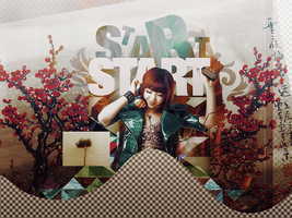 Start - Minzy by CreativeSteam