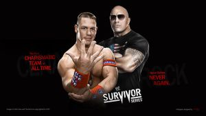 Survivor Series 2011 Wallpaper by i-am-71