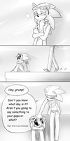 .:Comic:. One happy Father's Day by SilverfanNumberONE