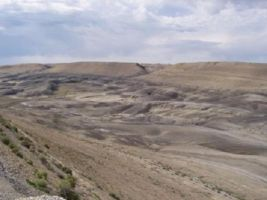 Eroded Anticline by Wethrildae