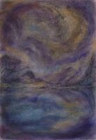Winter's depth lights by AlixMaria
